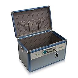Medication and Prescription Drugs Storage Box R8031 First-Aid Box