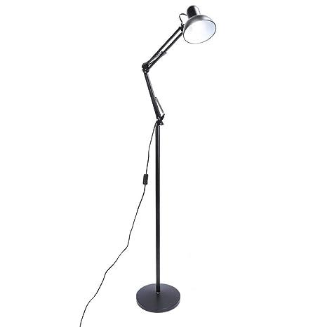 Lámpara de clip LED plegable, lámpara de pie plegable de ...