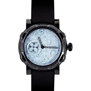 Romain Jerome Moon Dust DNA Black Mood PVD Automatic. Limited Edition