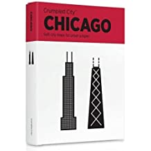 Crumpled City Map-Chicago (Crumpled City Maps)