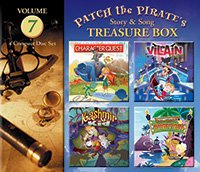 Patch the Pirate's Treasure Box - Vol. 7 pdf epub