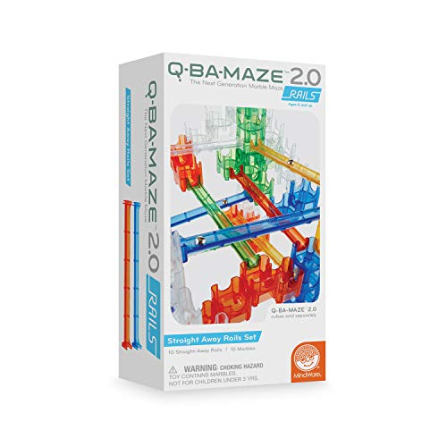 - MindWare Q-BA-Maze 2.0 Starter Sets Rails (Add-on Set)