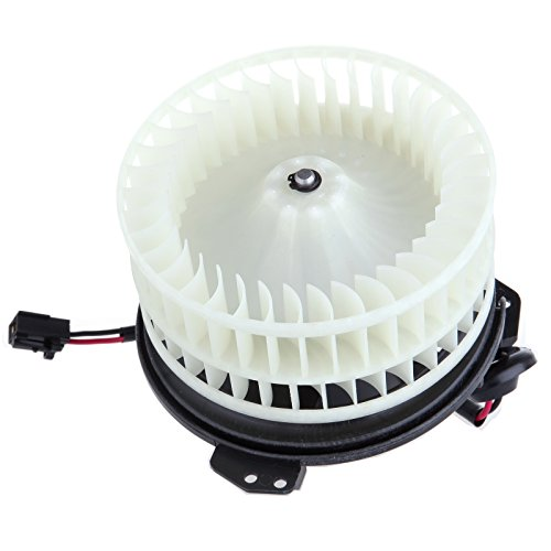 ROADFAR Heater Blower Motor 4885475AC Air Conditioning Blower Motor with Fan Cage Fit for 2004-2008 Chrysler Pacifica/ 01-07 Chrysler Town Country/ 01-03 Chrysler Voyager, 01-07 Dodge Caravan