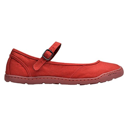 Astral Mary Jay - Women's Red