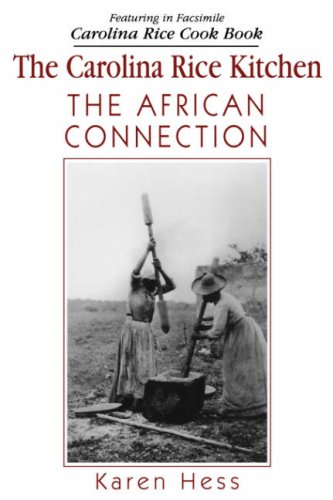 The Carolina Rice Kitchen: The African Connection