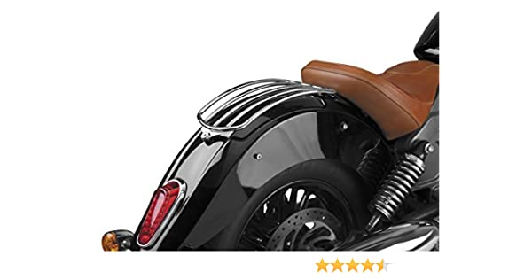 Indian Scout Solo Luggage Rack Chrome 2880900-156