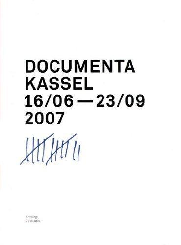 Documenta Kassel 16/06-23/09 (Documenta 12 Catalogue) by Taschen (2007-08-01)