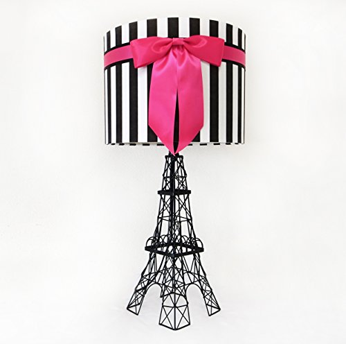 Eiffel Tower Lamps - 24.5