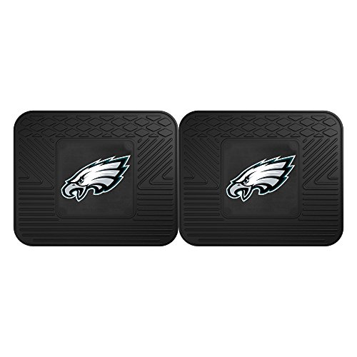 Fanmats 12315 NFL - Philadelphia Eagles Utility Mat - 2 Piece by Fanmats