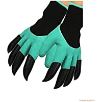 Kayos Garden Gloves with Claws for Digging & Planting