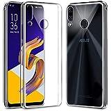 Capa Para Asus Zenfone Max Pro M1 2018, Cell Case, Capa Para Asus Zenfone Max Pro M1 2018, Capa Protetora Flexível, Transparente