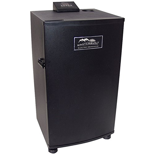 Masterbuilt 20070910 30-Inch Black Electric Digital Smoker,