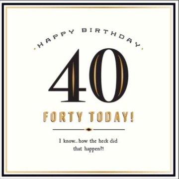 Alice Scott tarjeta de cumpleaños: