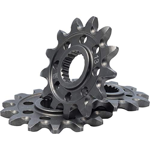 (08-18 COBRA CX50SR: Pro Taper Front Sprocket - 415 (15T) (Natural))