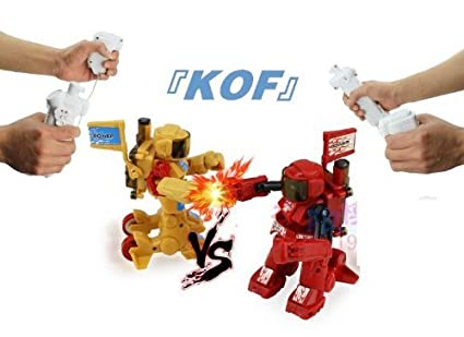 Amazon.com: 2.4G BATTROBORG 20 Remote Control Boxing Robot ...