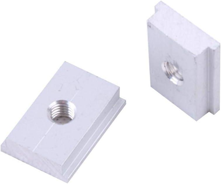 gu/ía de inglete en T para mesa de routers gu/ía en T - 1000mm FORYOURS madera Barra en T de aleaci/ón de aluminio gu/ía de corte de madera barra en T ra/íl en T