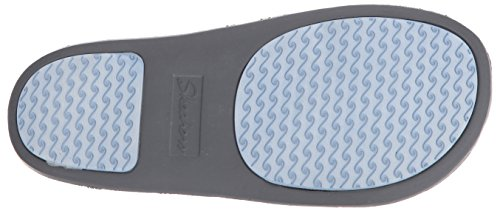 Skechers Donna Pop Up-doggie Sandalo Con Slitta A Pale Multi