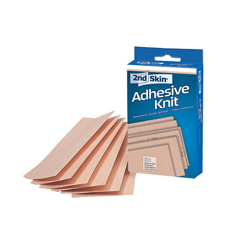 (Adhesive Knit Tape For Hand & Feet 6-3 x5 Sheets/Box by Spenco)