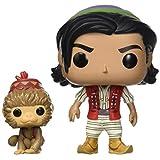 Funko Pop! Disney: Aladdin Live Action - Aladdin with Abu