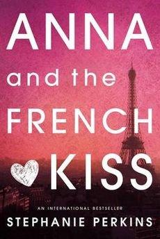 Anna And The French Kiss Author: Stephanie Perkins
