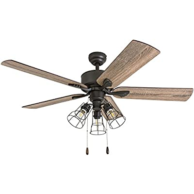 Prominence Home 50567-01 Aspen Pines Ceiling Fan