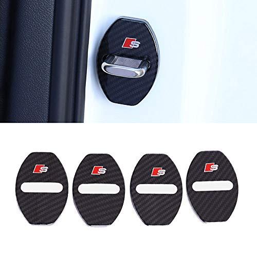 ,Audi 2Pcs YYD Car Seat Gap Filler Hand Brake Gap Filler Pad PU Leather for All Vehicles