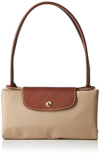 Longchamp Pliage Large Tote Bag, Sacchetto Donna Beige