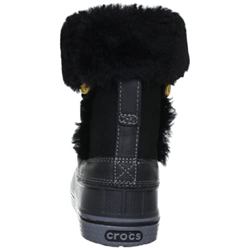 94adbbc50 Crocs Women s Allcast Luxe Duck Winter Boot best - appleshack.com.au