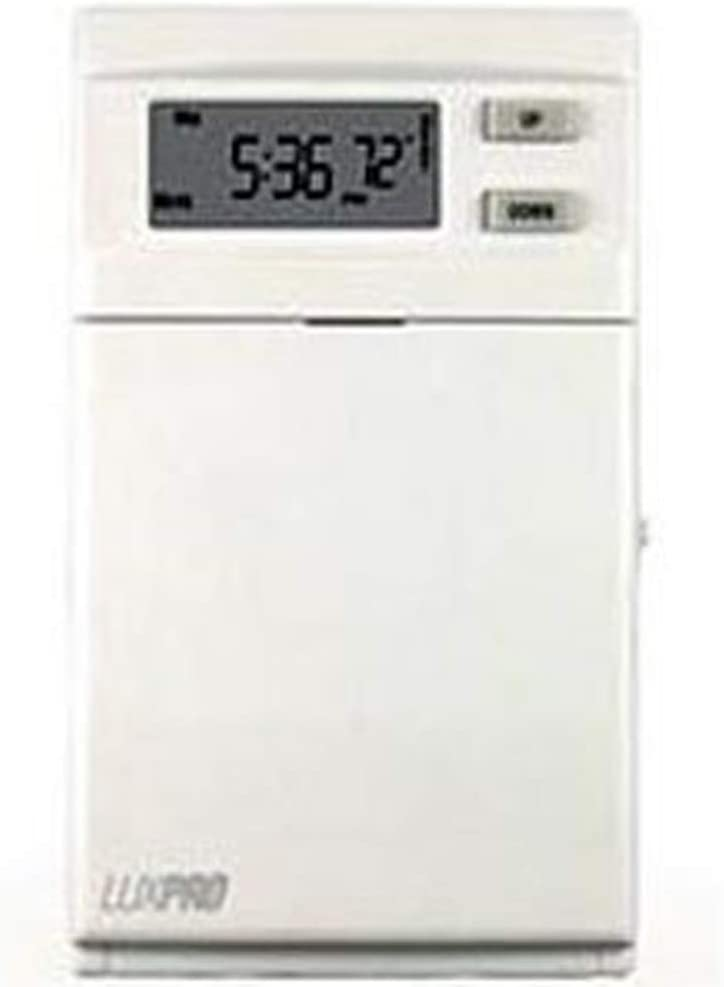 5+2 days Programmable Line Voltage Thermostat (Heat Only)