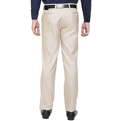 41qXnV30l L. SS500  - AD & AV Men's Regular Fit Formal Trouser