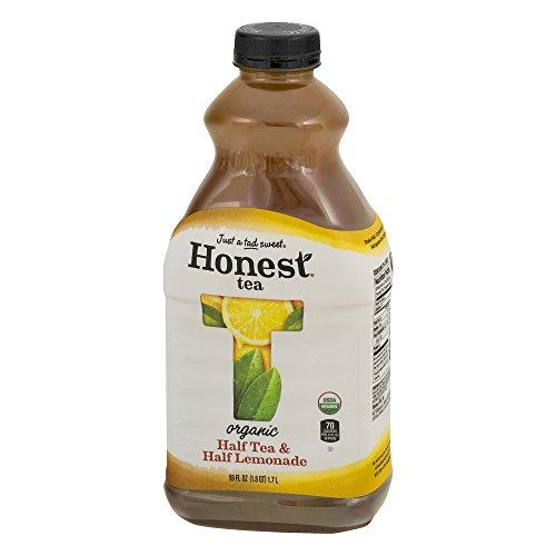 (Honest Tea 59 oz Half Tea & Half Lemonade, 8 Pack)