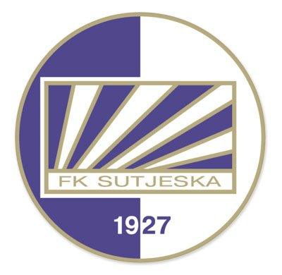 fan products of FK Sutjeska Niksic - Montenegro Football Soccer Futbol - Car Sticker - 4
