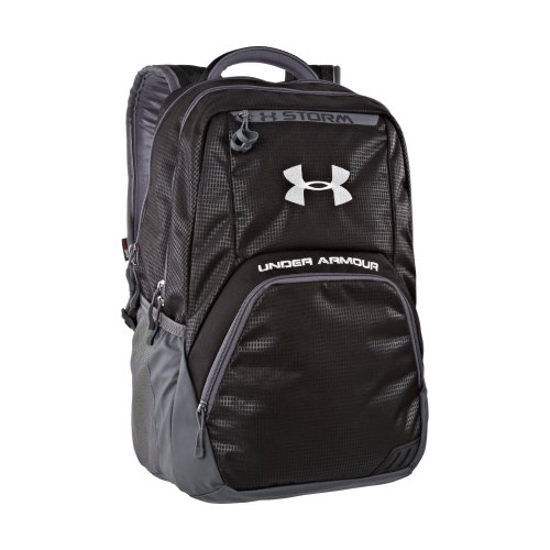 1e6b7d4862 Under Armour UA Exeter Backpack Backpack Black Graphite White One Size  (B009W7HCQC)