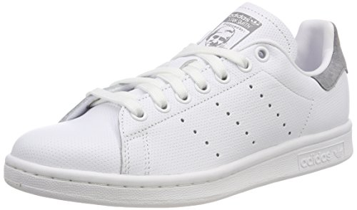 De F17 White Smith grey Tennis Stan Chaussures ftwr Adidas Homme Blanc ftwr Three White B41470 qtwTO8Bx