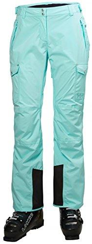 Helly Hansen W Switch Cargo, Pantalones Deportivos para Mujer Azul (Azul Glaciar)