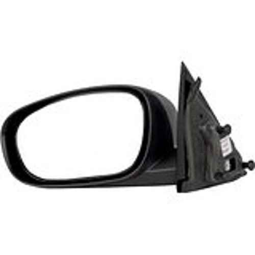 OE Replacement Dodge Charger Driver Side Mirror Outside Rear View (Partslink Number CH1320294) (Side View Driver Mirror)