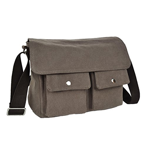 Bolsa de lona de los hombres coreanos/Solo bandolera diagonal/Bolso vintage casual/Bolsas de moda de los hombres-A A