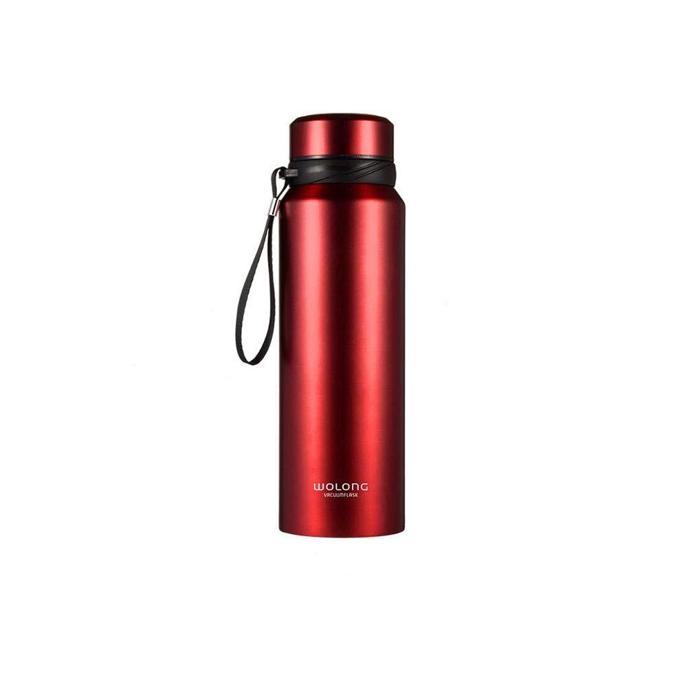 FF Thermos Tasse Männlich Ms Hohe Kapazität 304 Edelstahl Wasser Tasse Outdoor Cup Tragbare Teetasse