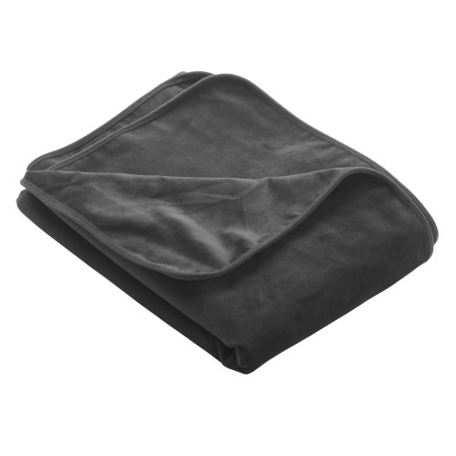 Liberator Fascinator Throe Moisture-Resistant Sex Blanket, King Size, Black