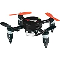 RC Logger EYE One (Mode 3) self-stabilizing mini quadcopter (RtF) with robust 4-rotor frame, smart flight control system and 3 flight modes; Frequency 915 MHz; Remote Control included