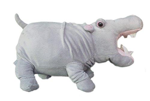 "Cheap ADORE 16"" Standing Biggie the Hippo Hippopotamus Stuffed Animal Plush Toy for sale"
