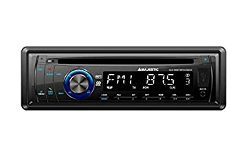 8a7e610b49a Majestic SCD-645 Bluetooth Autoradio mit CD/MP3 Player, Leistung 180 Watt,