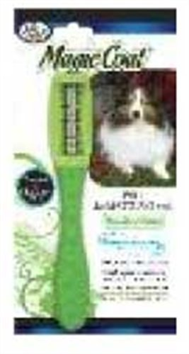 Four Paws De-Matting Tool for Sensitive Areas Medium Coarse Hair, My Pet Supplies