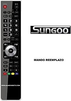 Mando TV SUNGOO 40019619: Amazon.es: Electrónica