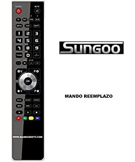 Mando TV SUNGOO EN-21647S: Amazon.es: Electrónica