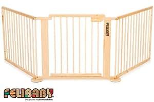 ONE4all 1+2– Barrera de seguridad para puertas y escaleras, sistema modular y flexible.