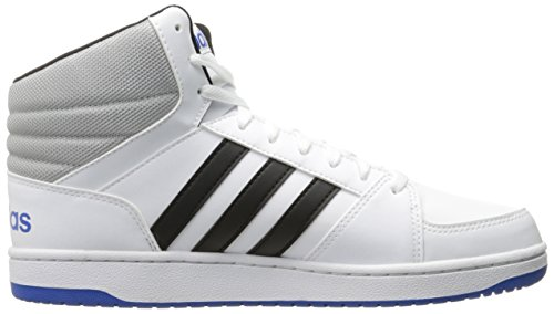 cheap sale big discount free shipping visit Adidas Performance Men's Hoops Vs Mid Basketball Shoes White/Black/Satellite choice cheap online xwCUpt75Z
