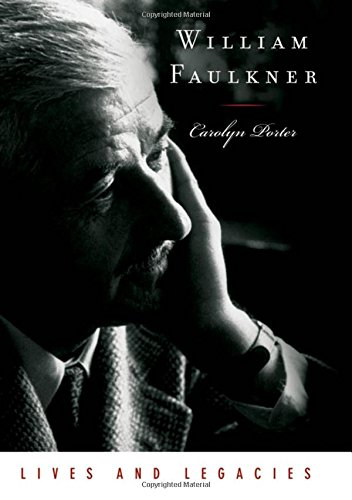 the life and literary style of william faulkner A vast and enduring monument: william even the lush, idiosyncratic prose style of faulkner's faulkner's literary reputation probably.