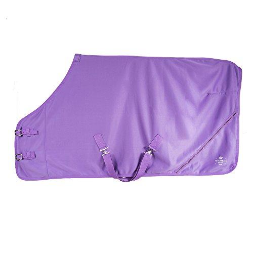 fleece cooler blanket - 1