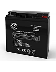 Go-Go Elite Traveller Plus HD SC53HDSC54HD 12V 18Ah Mobility Scooter Battery - This is an AJC Brand Replacement